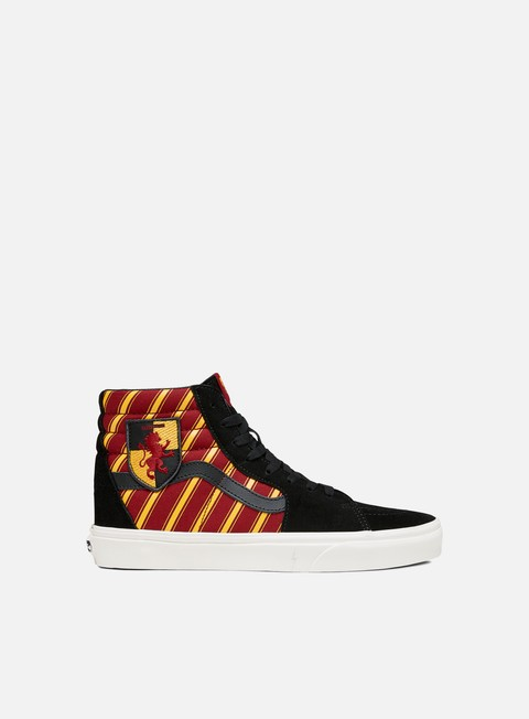 Outlet e Saldi Sneakers Alte Vans Sk8 Hi Harry Potter