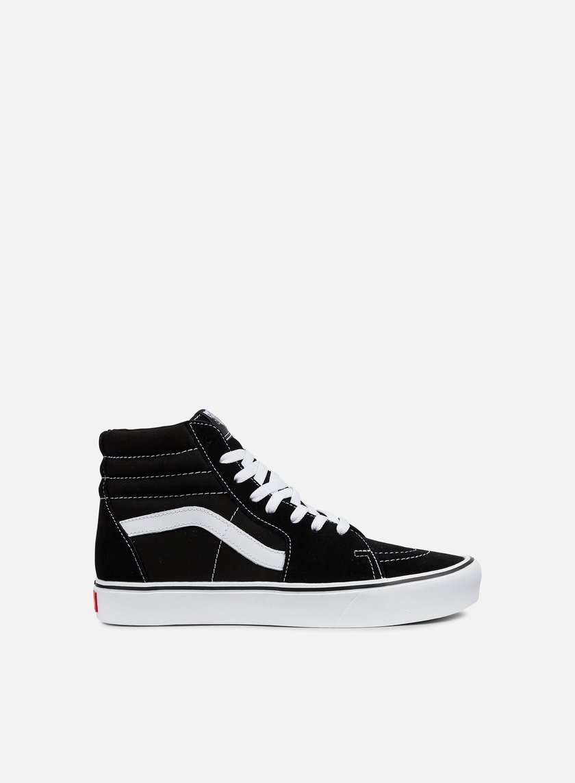 new style c0aa1 a5a89 vans alte nere in pelle