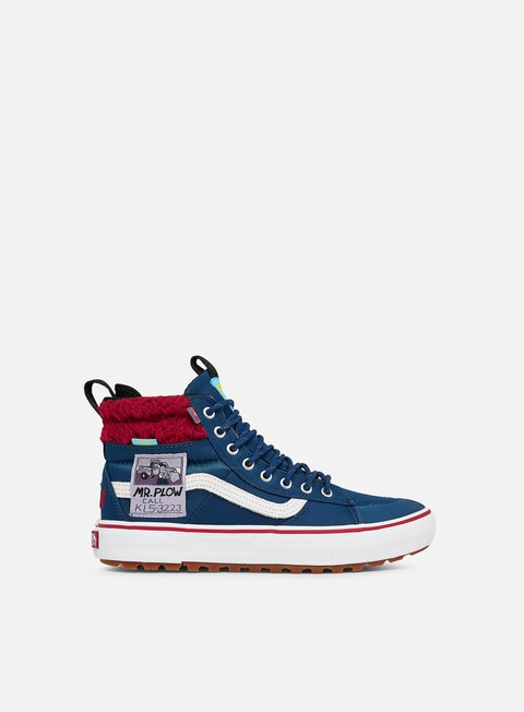 Sneakers Alte Vans Sk8 Hi MTE 2.0 DX The Simpsons