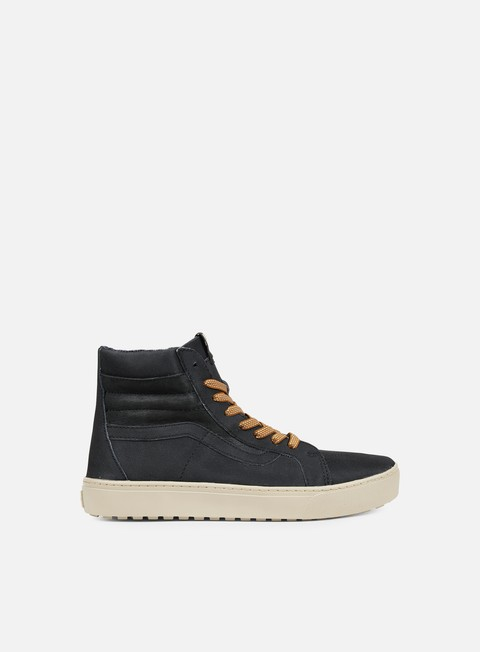 sneakers vans sk8 hi mte cup black hummus