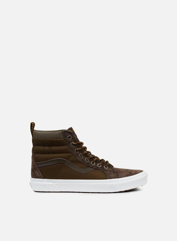 00391cf6255 VANS Sk8 Hi MTE € 58 High Sneakers