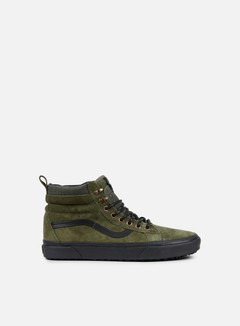 Vans - Sk8 Hi MTE, Pat Moore/Grape Leaf