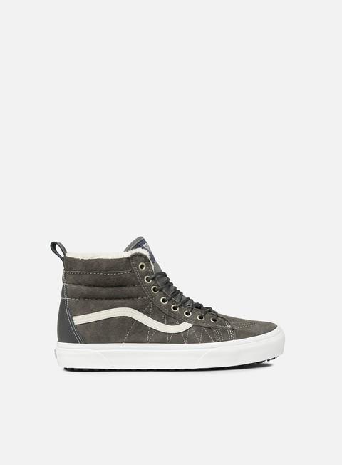 Winter Sneakers and Boots Vans Sk8 Hi MTE