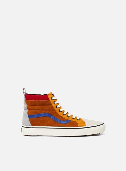 sneakers vans sk8 hi mte sudan brown mazarin