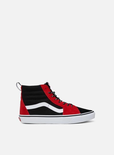 Sale Outlet High Sneakers Vans Sk8 Hi OTW Webbing