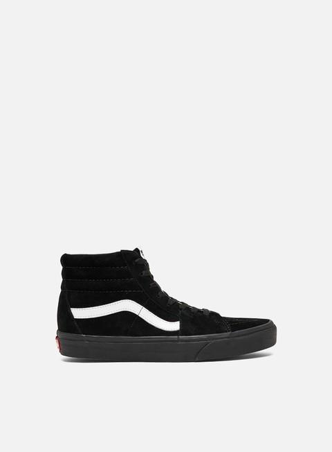 Sale Outlet High Sneakers Vans Sk8 Hi Pig Suede