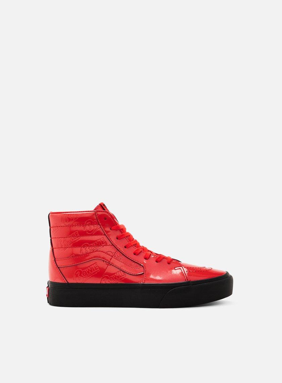 2ac71a06a3644 VANS Sk8 Hi Platform 2 David Bowie € 109 High Sneakers | Graffitishop