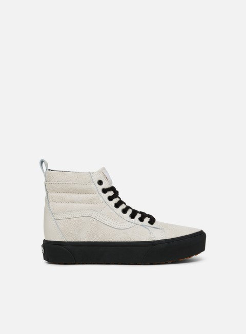 sneakers vans sk8 hi platform mte moonbeam black