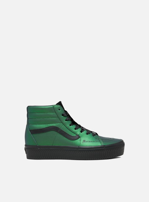 Vans Sk8 Hi Platform RB Harry Potter