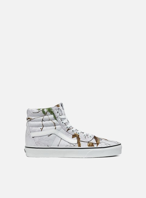 High Sneakers Vans Sk8 Hi Realtree Xtra