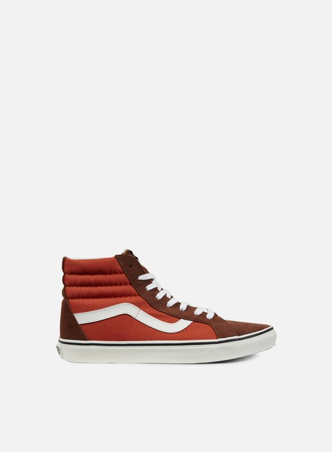 High Sneakers Vans Sk8 Hi Reissue 2 Tone