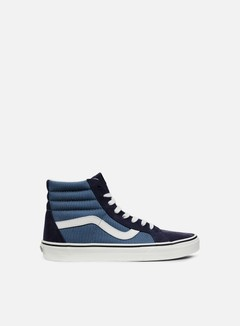 Vans - Sk8 Hi Reissue 2 Tone, Parisian Night/Blue 1
