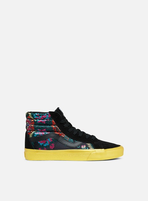 High Sneakers Vans Sk8 Hi Reissue Festival Satin
