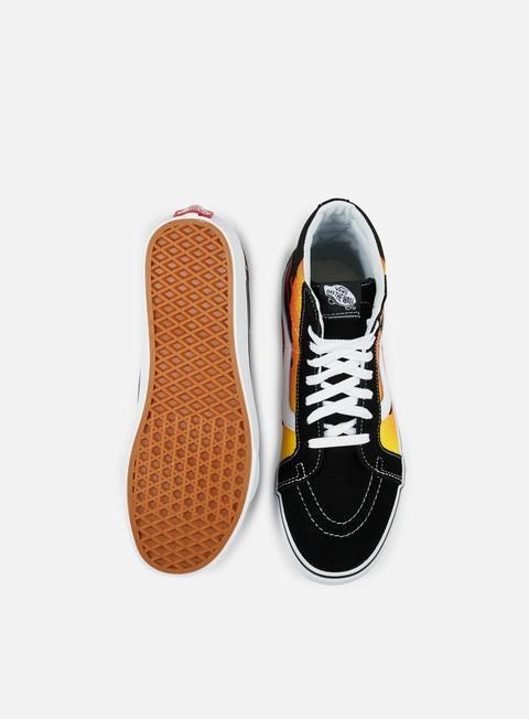 68e589e2d9 VANS Sk8 Hi Reissue Flame € 57 Sneakers Alte