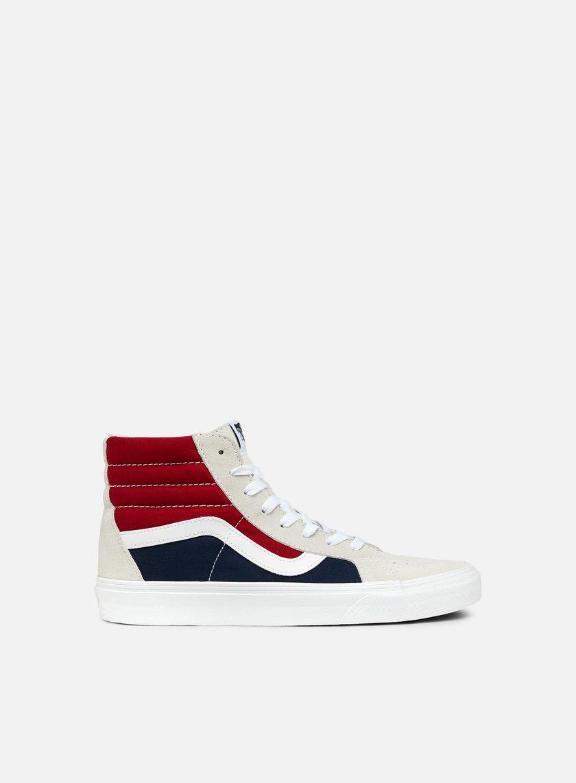 dfabc8e126 VANS Sk8 Hi Reissue Retro Block € 62 Low Sneakers