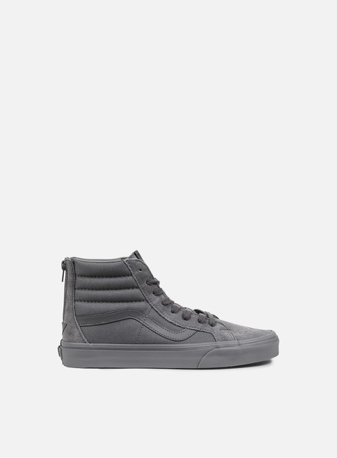 High Sneakers Vans Sk8 Hi Reissue Zip Mono