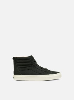 Vans - Sk8 Hi Reissue Zip Premium Leather, Duffle Bag 1