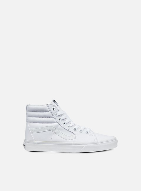 sneakers vans sk8 hi true white