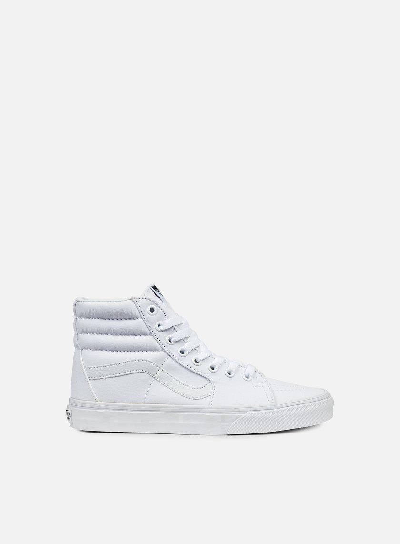 Vans - Sk8 Hi, True White