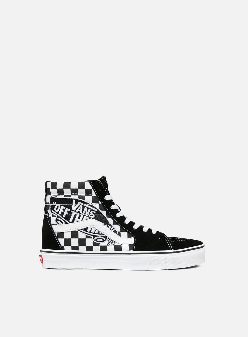 63c86f81763e VANS Sk8 Hi Vans Patch € 50 High Sneakers