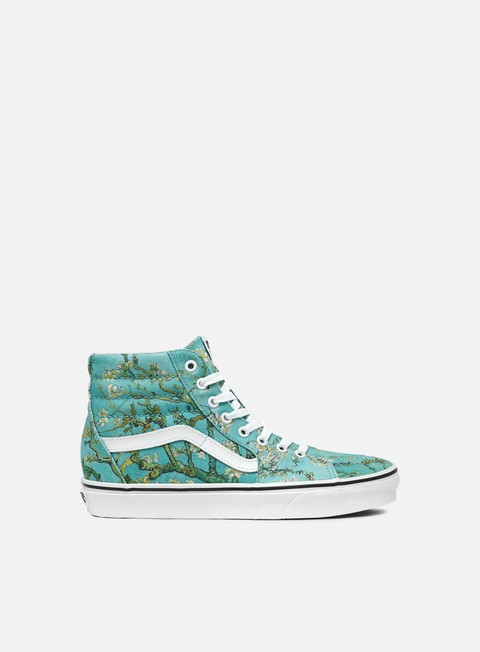 Sneakers Alte Vans Sk8 Hi Vincent Van Gogh