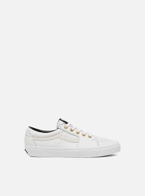 Sale Outlet Low Sneakers Vans Sk8 Low Leather