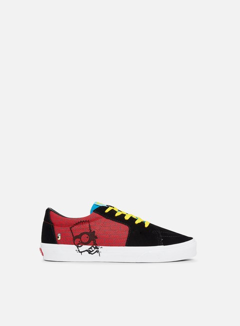 Sneakers da Skate Vans Sk8 Low The Simpsons