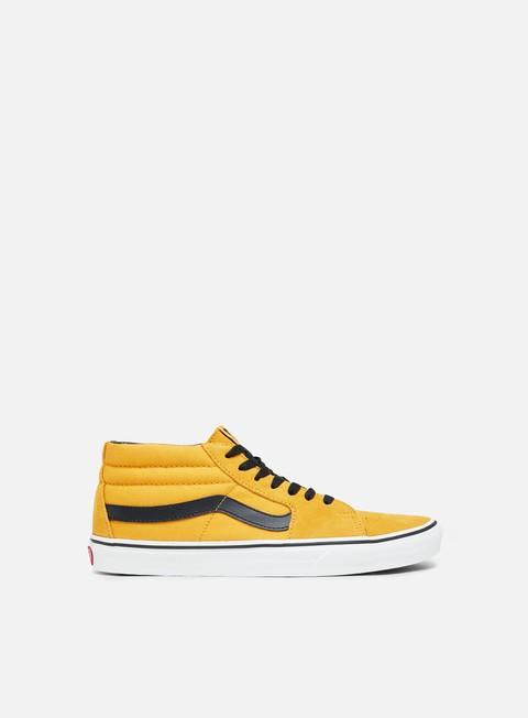 Outlet e Saldi Sneakers Basse Vans Sk8 Mid