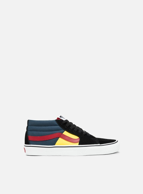 Outlet e Saldi Sneakers Basse Vans Sk8 Mid OTW Rally
