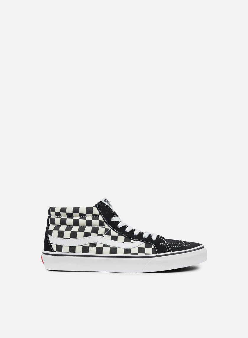 7b18f01c83 VANS Sk8 Mid Reissue Checkerboard € 60 High Sneakers