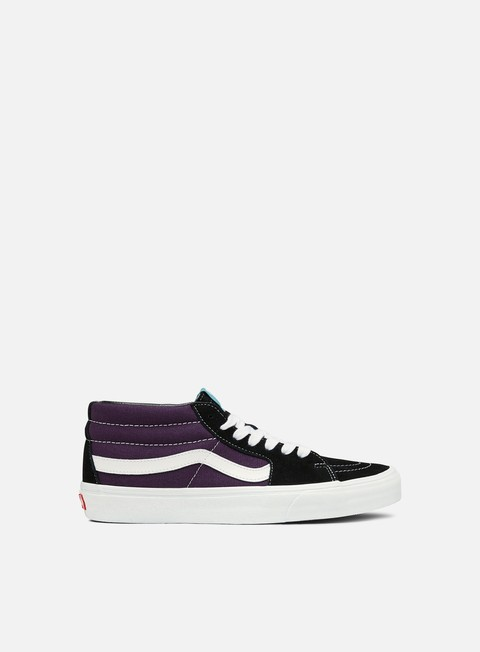 Low Sneakers Vans Sk8 Mid Retro Skate
