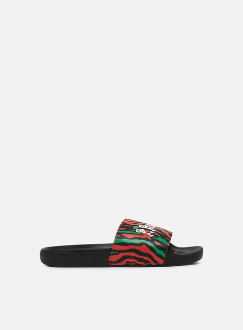 sneakers vans slide on atcq black
