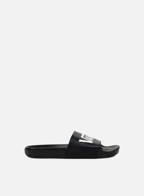 sneakers vans slide on vans black