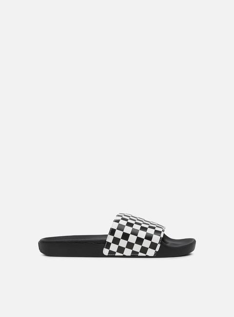Slides Vans Slide-On Vans Checkerboard