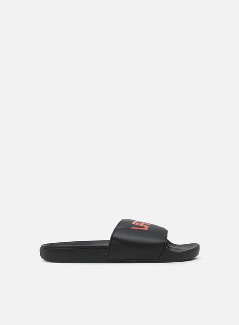 sneakers vans slide on vans dane reynolds black red