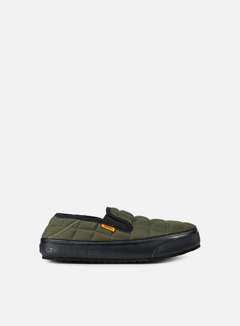 sneakers vans slip er pat moore black olive