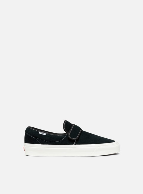 sneakers vans slip on 47 v dx anaheim factory og black