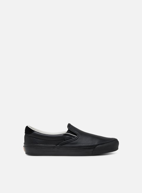 Outlet e Saldi Sneakers Basse Vans Slip-On 59 LX Leather/Suede