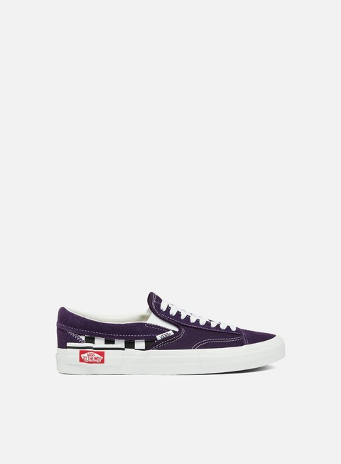 Low Sneakers Vans Slip-On Cap Checkerboard