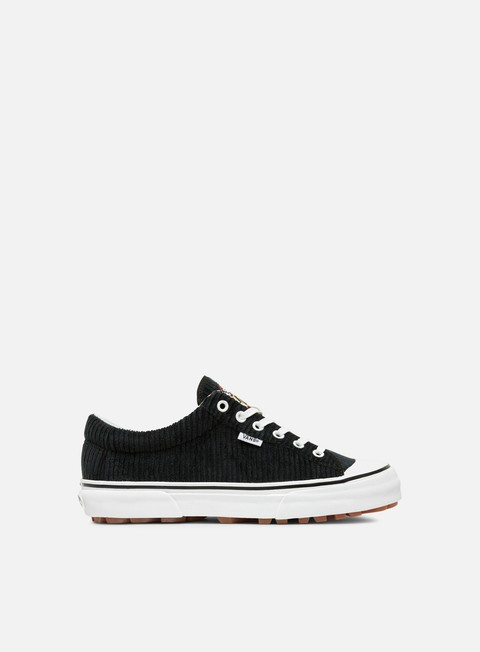 sneakers vans stlyle 29 design assembly black true white
