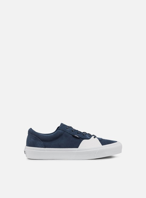 sneakers vans style 205 dipped dress blue true white