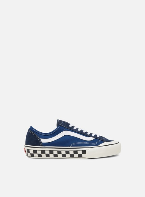 Outlet e Saldi Sneakers Basse Vans Style 36 Decon SF Checkerboard
