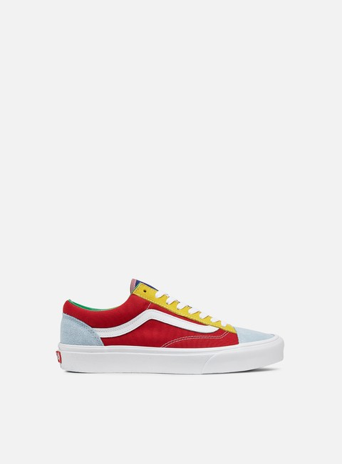 Outlet e Saldi Sneakers Basse Vans Style 36 Sunshine