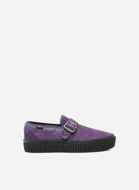 Sale Outlet Low Sneakers Vans Style 47 Creeper Animal