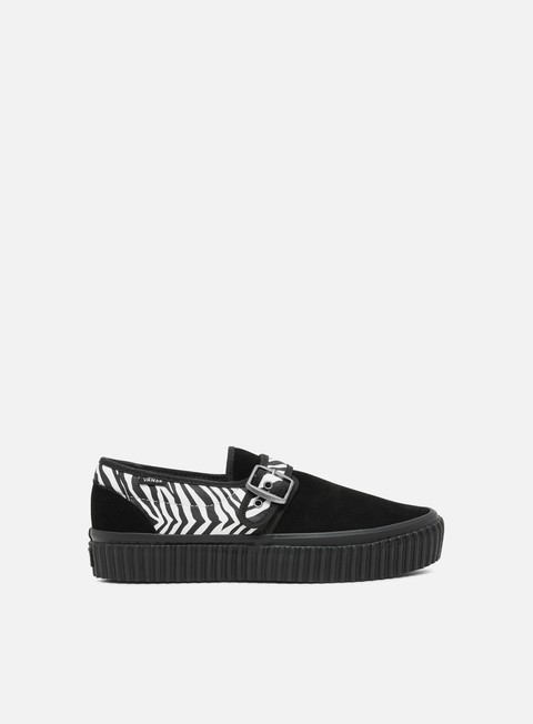 Outlet e Saldi Sneakers Basse Vans Style 47 Creeper Animal