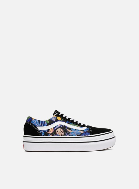 Low Sneakers Vans Super ComfyCush Old Skool Tropicali