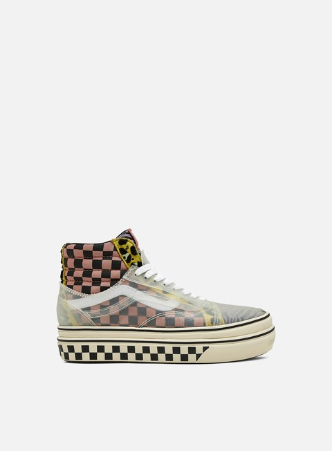 Vans Super ComfyCush Sk8 Hi Mixed Media