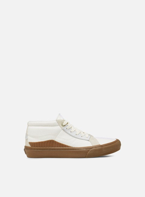 Vans TH 138 Mid LX Suede/Canvas/Leather