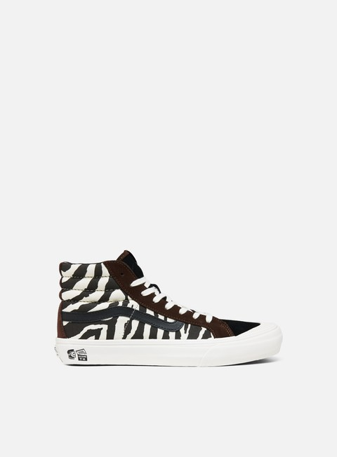 Outlet e Saldi Sneakers Alte Vans TH Style 138 LX Suede/Canvas