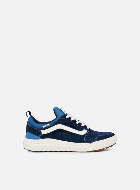 sneakers vans ultrarange 3d federal blue blues